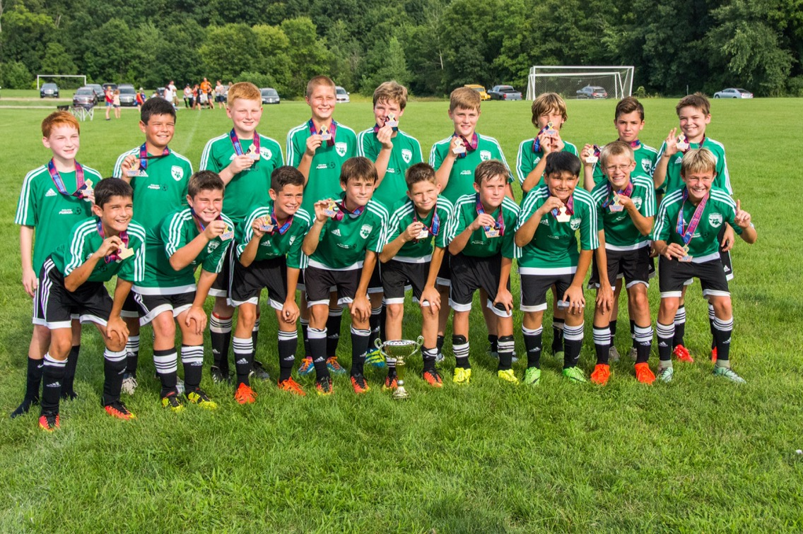 04 Boys are Genesee Cup Champs!